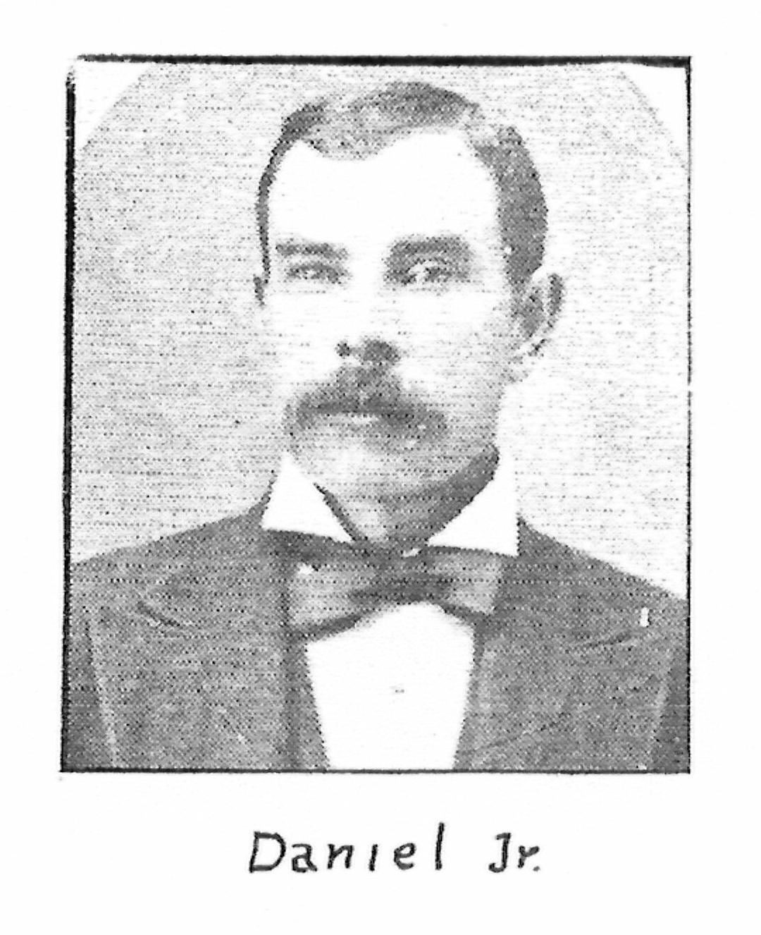 DANIEL SULLIVAN (1800-1881) – The History Tree